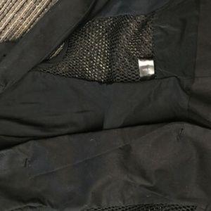 Ohne Titel Jackets & Coats - NEW Ohne Titel (Size XS) Black Vest w/ Mesh Panels